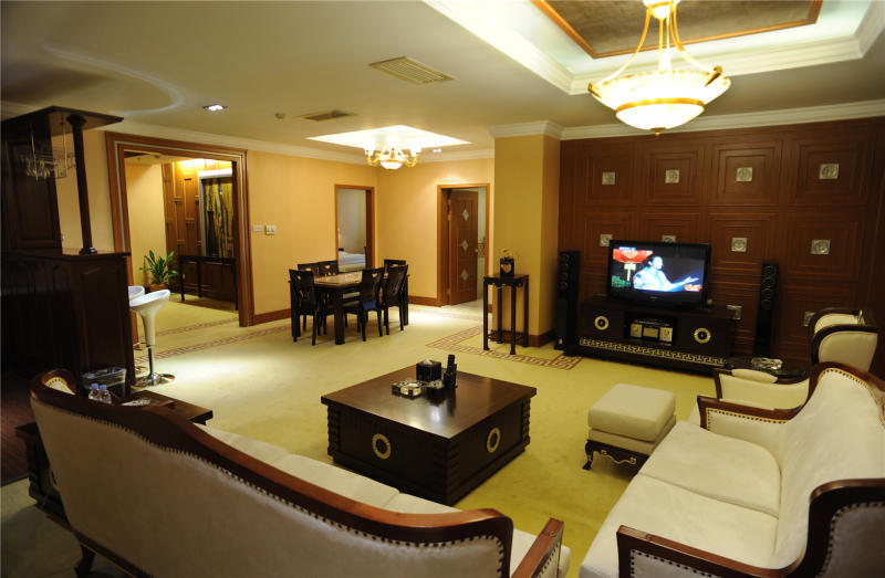 Seven Star Business Hotel Room Type