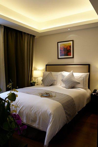 上海寰星酒店房型