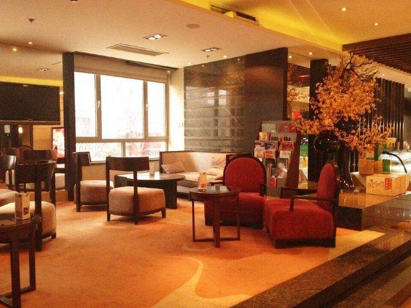 Baorui Hotel Beijing Leisure room