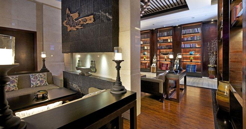 SSAW Boutique Hotel Shanghai Hongkou Leisure room