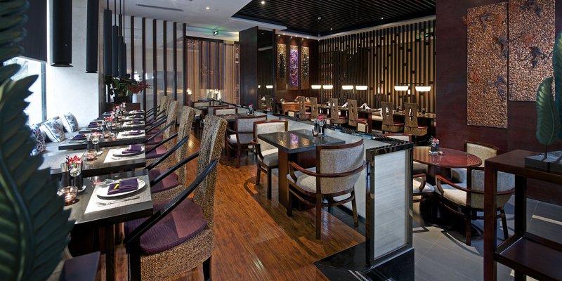 上海柏阳君亭酒店餐厅