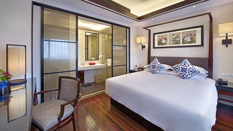SSAW Boutique Hotel Shanghai Hongkou Room Type