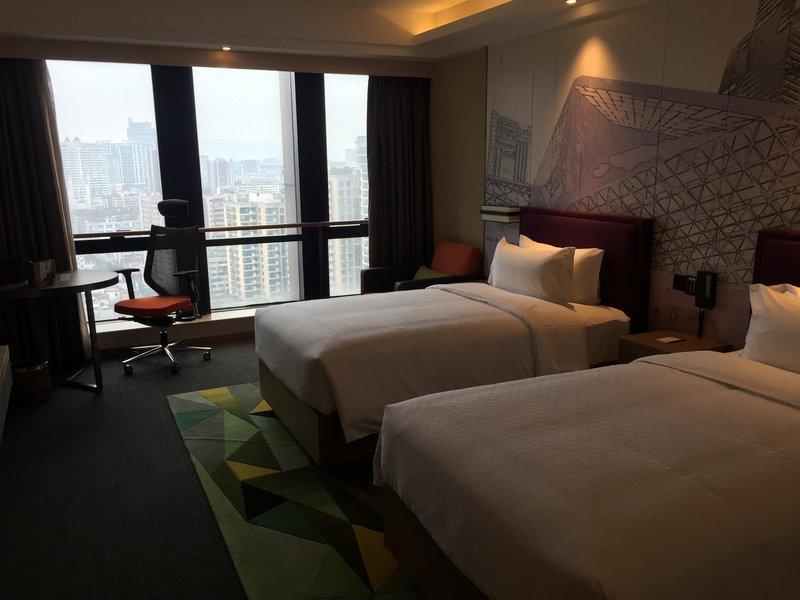 Zhujiang New Town Hampton Hilton Guangzhou Room Type