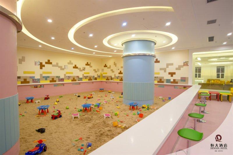 Hengda Venice Resort Leisure room