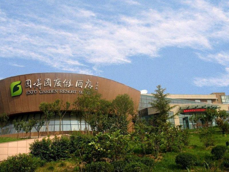 Expo Garden Resort Hotel Over view
