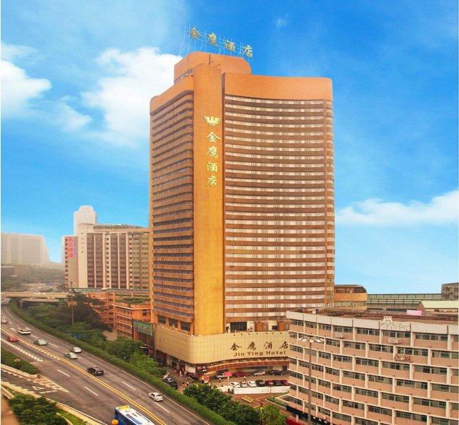 广州山水时尚酒店(花都店)外观图