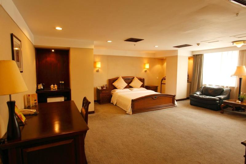 Marshal Palace Hotel Wuhan Room Type