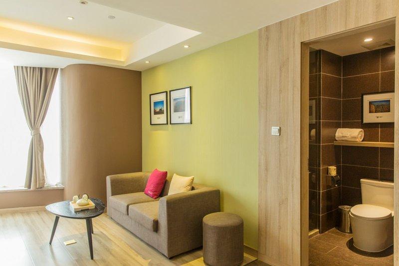 济南高新齐鲁软件园亚朵酒店房型