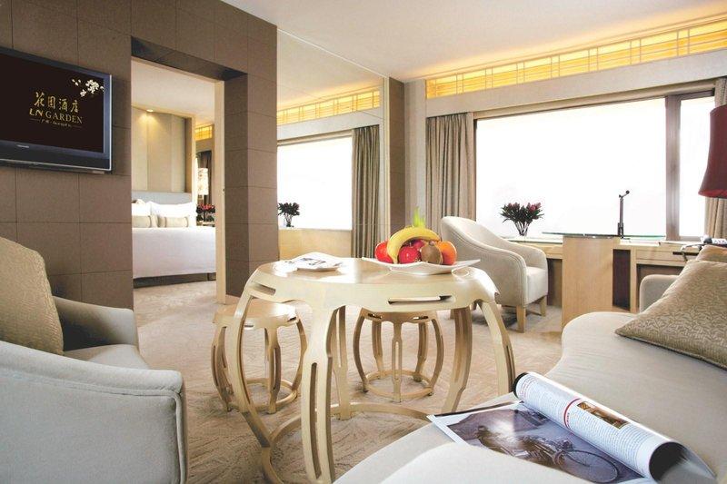 广州花园酒店房型