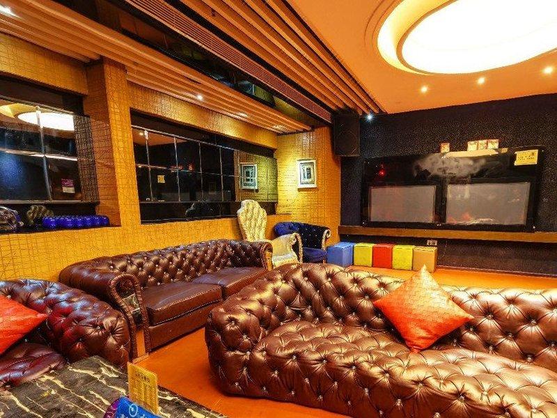 Starpark Hotel Shenzhen Leisure room