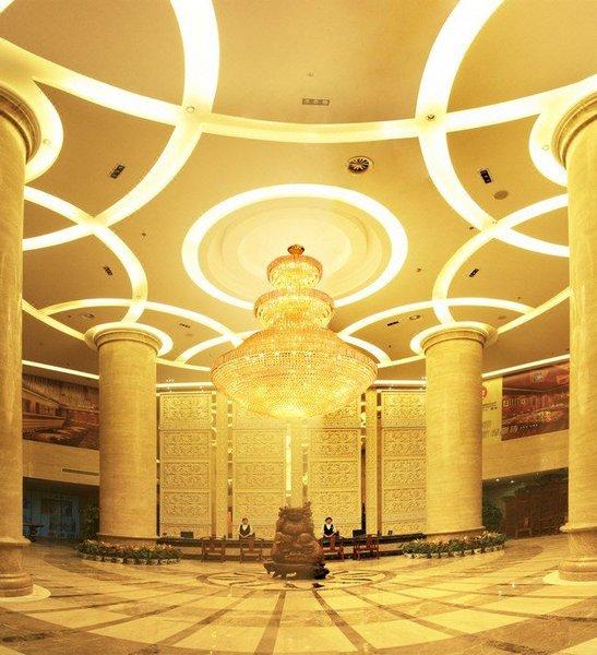 Chengdu Bai Gang International Hotel Hotel public area