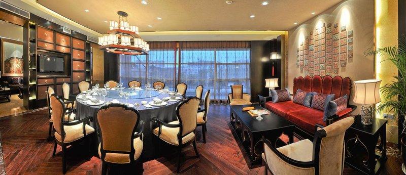 成都九天国际大酒店餐厅