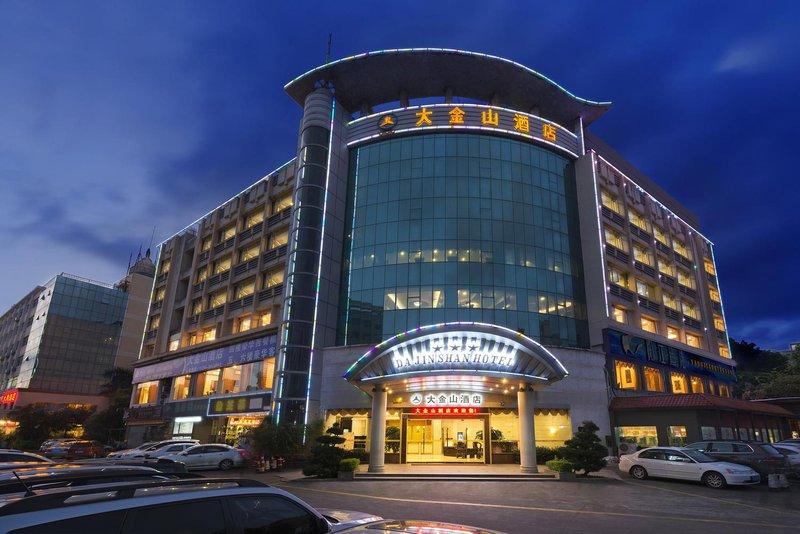 珠海大金山酒店