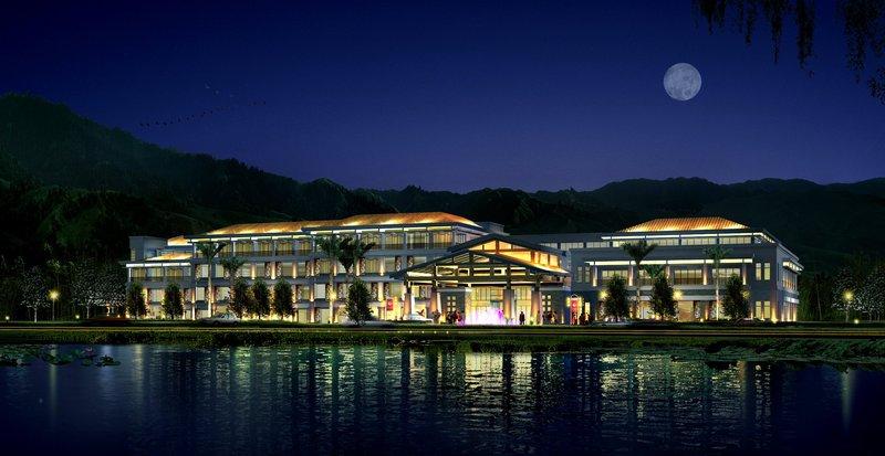 Tai Hu Bay New Century Hotel Over view