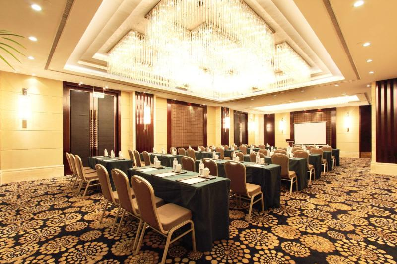 Xiamen Ridong Garden Hotel meeting room