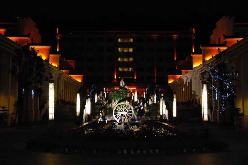 镇远日月国际大酒店酒店外观