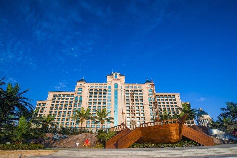启东恒大海上威尼斯酒店酒店外观