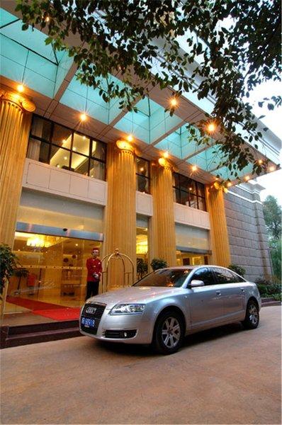 Chengdu Caesarean Hotel Over view