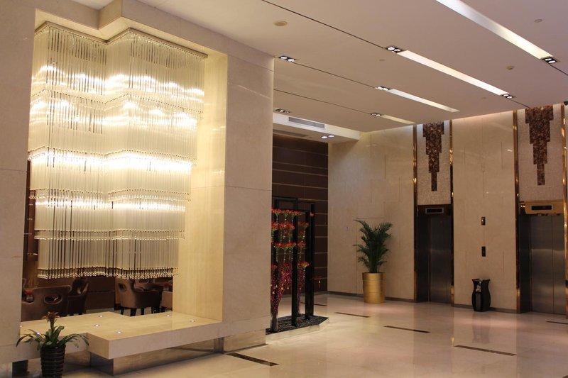 广州易尚国泰大酒店公共区域