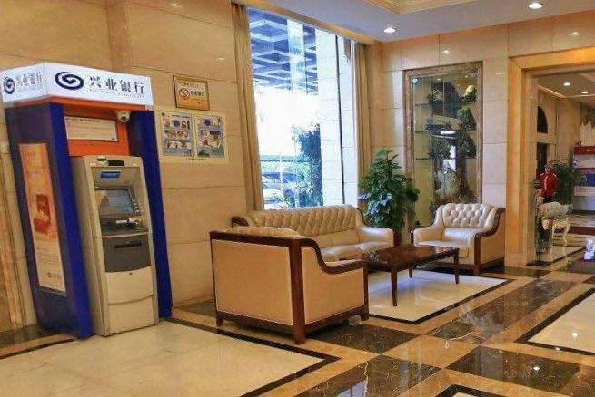 广州渔民新村酒店休闲室
