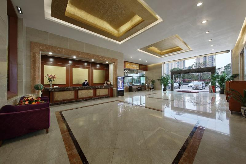 深圳东星汉永酒店(深圳沙井店)公共区域