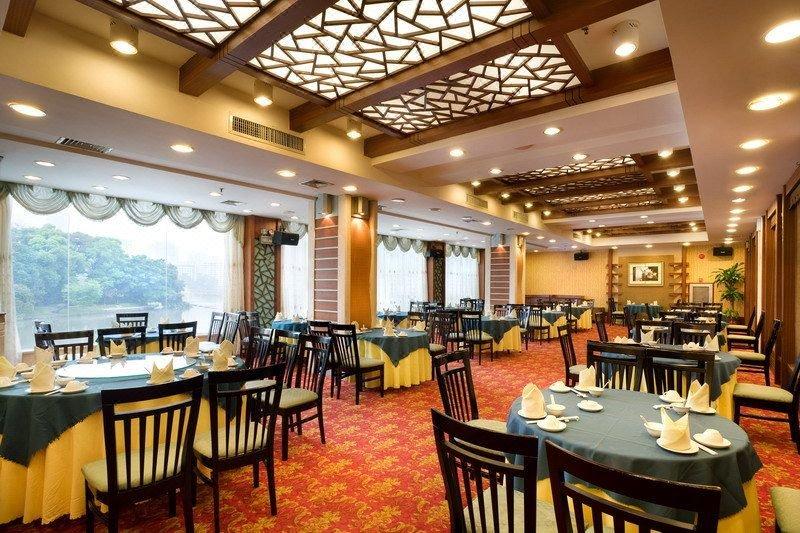 Zhudao Hotel Guangzhou Restaurant