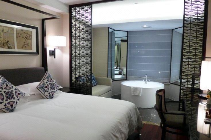 上海柏阳君亭酒店房型