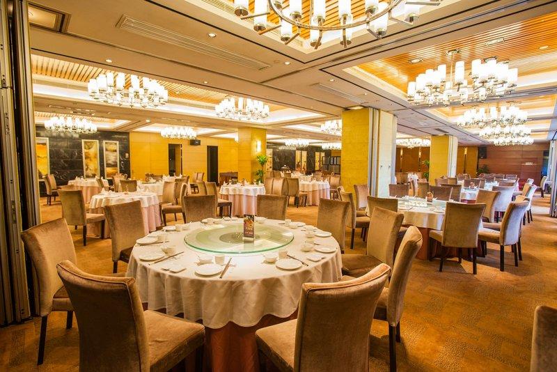 湖南富丽华大酒店餐厅