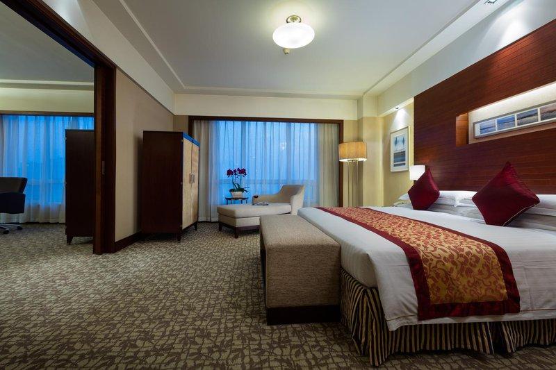 北京龙城华美达酒店房型