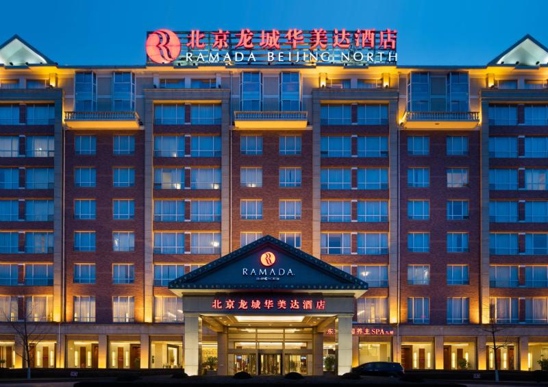 Ramada Beijing North Over view