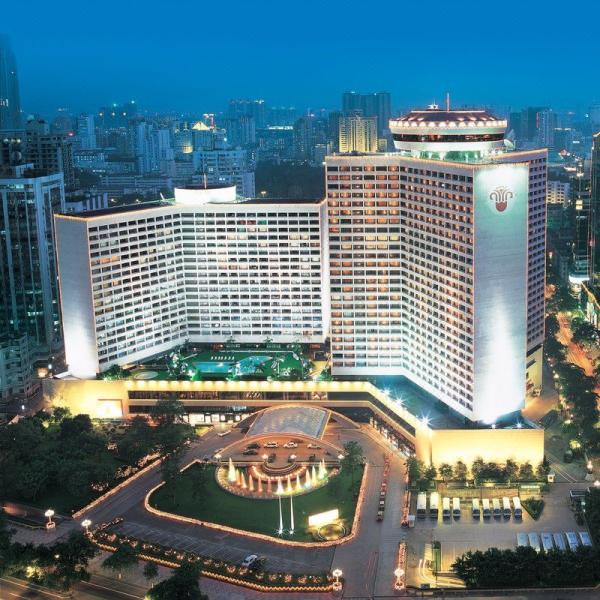 Garden Hotel Guangzhou Over view