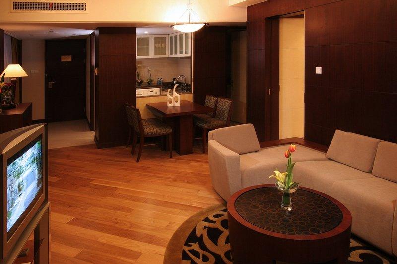Portman Plaza Hotel Ningbo Room Type