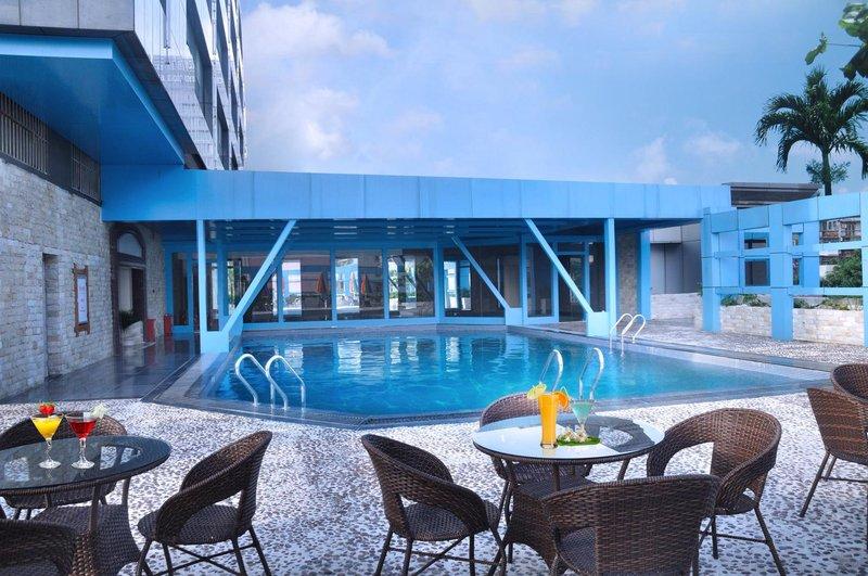 Nanyang Seascape Hotel Zhuhai Leisure room