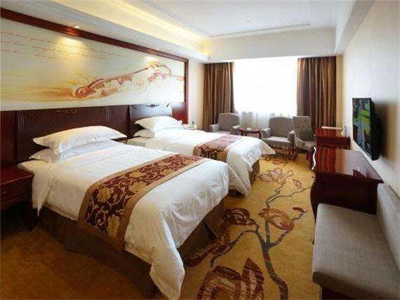 维也纳酒店(上海虹桥国展中心北青公路店)房型