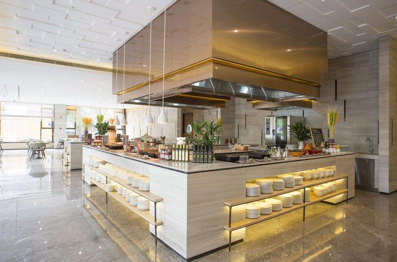 上海圣淘沙万怡酒店餐厅