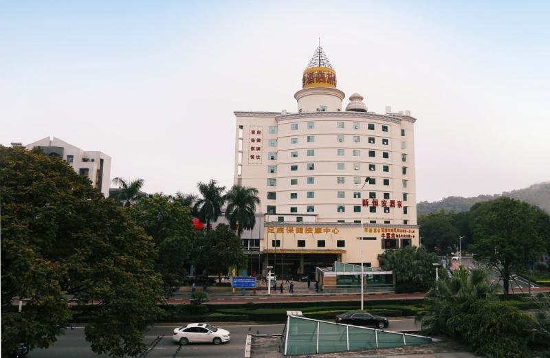 New Heng An Hotel Over view