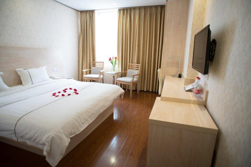 广州新粤新酒店房型