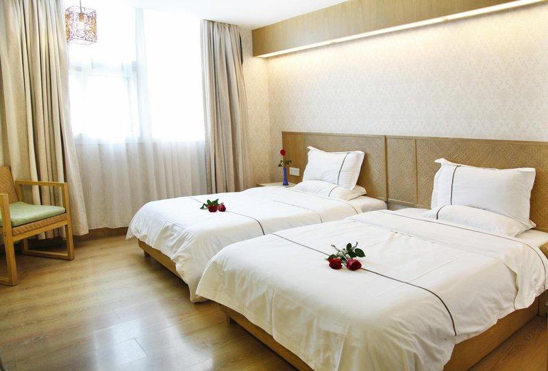 廣州新粵新酒店房型