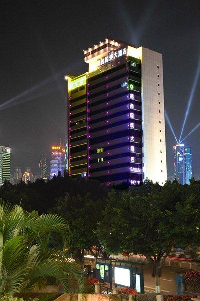 广州易尚国泰大酒店酒店外观