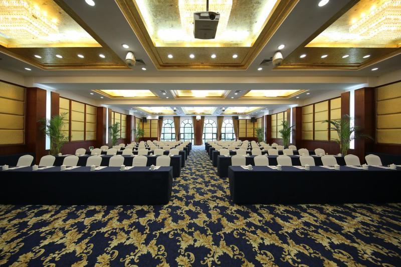 上海东方绿舟宾馆会议室