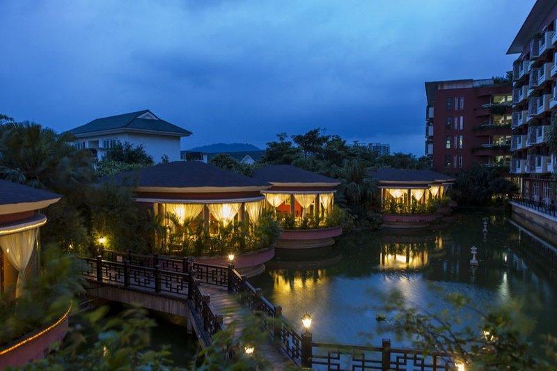 广州逸泉国际大酒店酒店外观