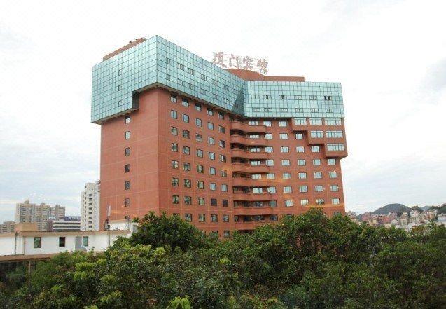 City Hotel Xiamen Over view