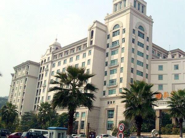 Nansha Aoyuan Hotel Guangzhou Over view