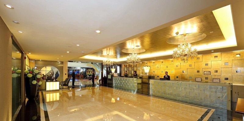 Grand View Hotel HaiAn Plaza shenzhen Hotel public area