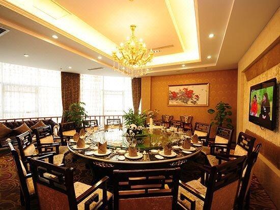 Chengdu Bai Gang International Hotel Restaurant