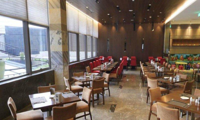 Hotel Nikko Tianjin Restaurant