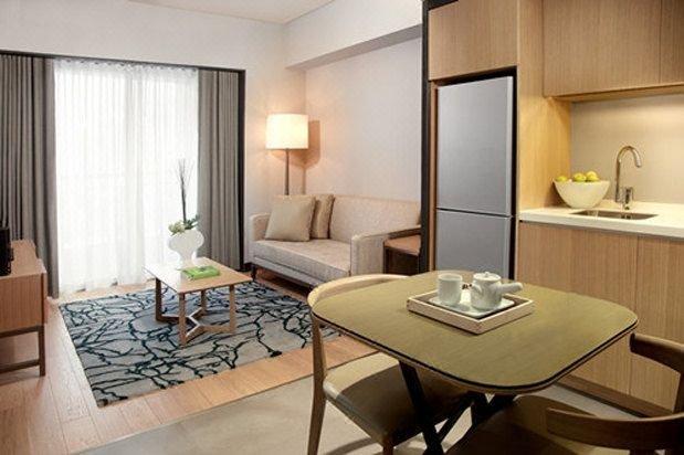 Fraser Residence Shanghai Room Type