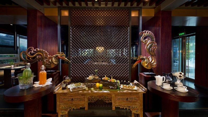 杭州银隆君亭酒店餐厅