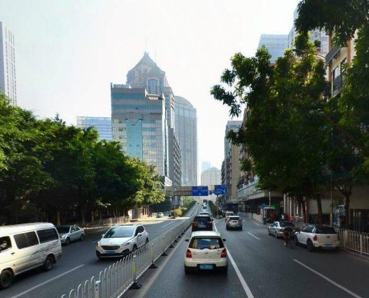 广州越秀宾馆酒店图片