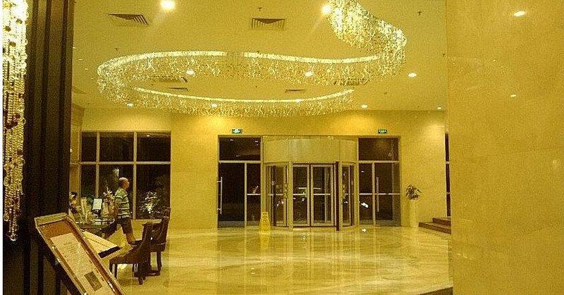Ascott Guangzhou Hotel public area